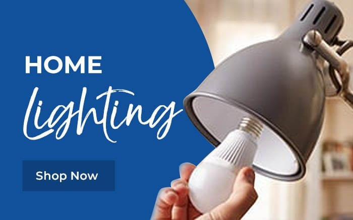 Home Lighting banner