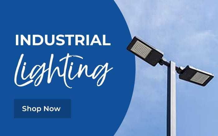 Industrial LED Lighting banner